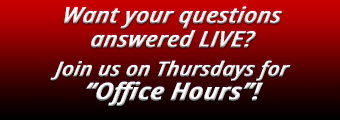 Join us for Office Hours